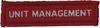 Unit Management (Venturer level)