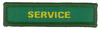 Service (Queen Scout level)