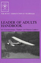 Thumbnail leader of adults handbook